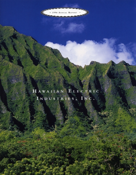 Hawaiian Electric AR 1996